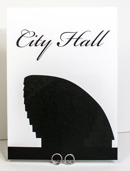 City Hall Table Number